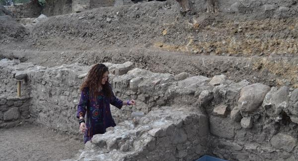 Cosmetic shops discovered in ancient city of Antandos