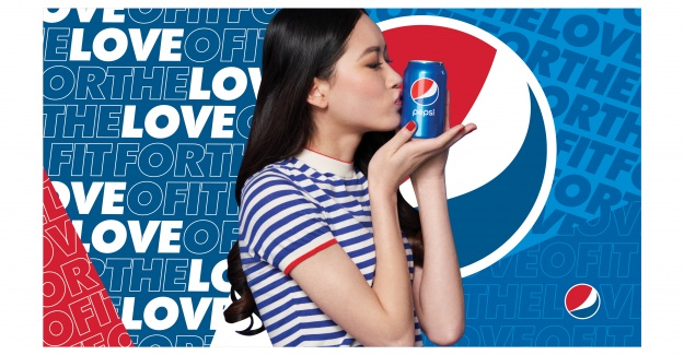 "SEVDİĞİNİZ HER ŞEY PEPSI®  İLE  ""FOR THE LOVE OF IT"" PLATFORMUNDA"