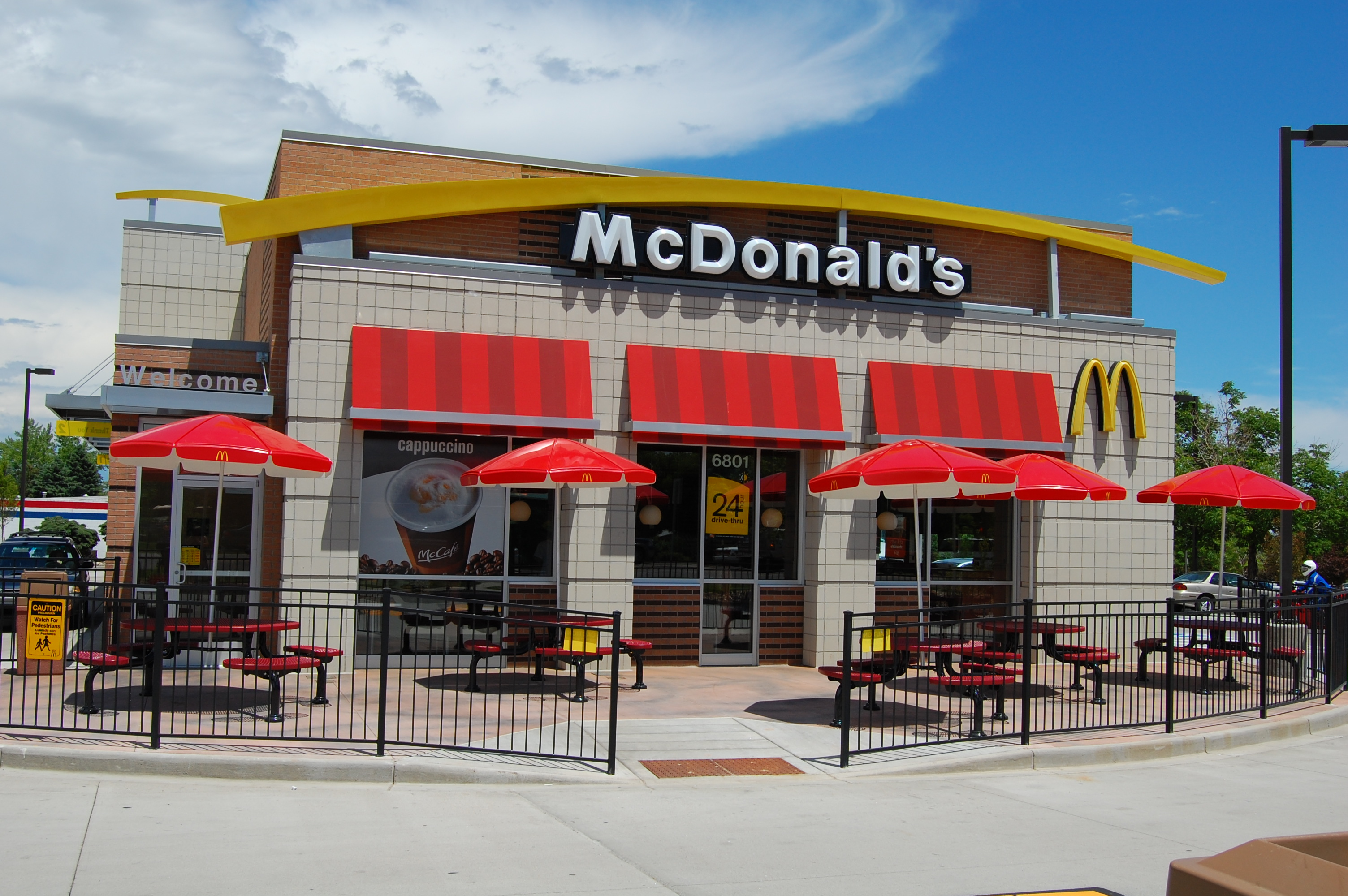 critical thinking of fast food restaurant